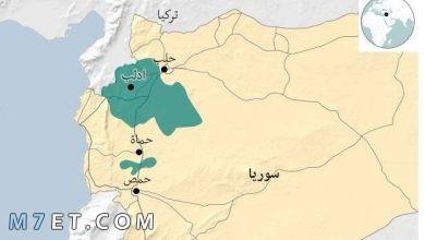 Photo of أين تقع مدينة ادلب السورية وما هي معالمها السياحية والتاريخية