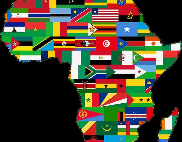 دول عربية وأفريقية