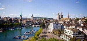 أين تذهب في زيورخ واهم الاماكن السياحية بها