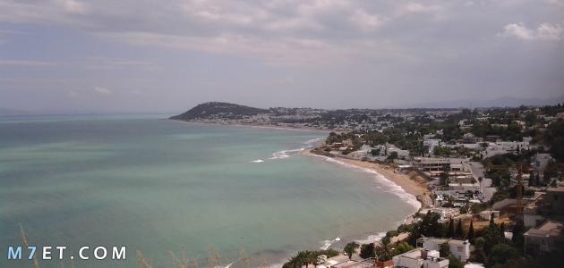 بلدة قمرت التونسية