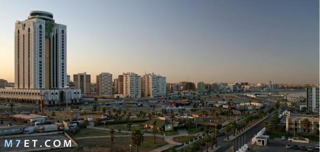 مدينة الزاوية في ليبيا واشهر الاماكن بها