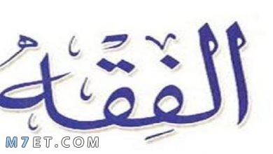 Photo of تعريف الفقه لغة واصطلاحا   6 أقسام للفقه