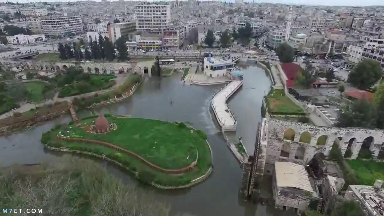 ما هي أهم المدن سوريا