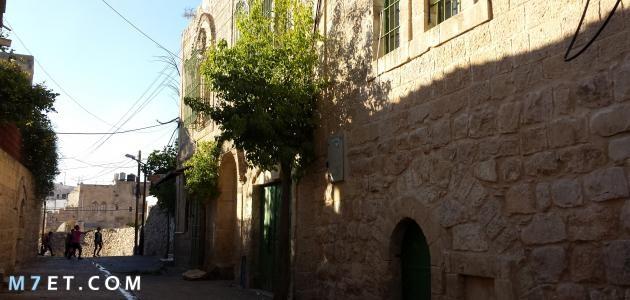 قرى مدينة الخليل