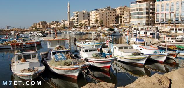 محافظة طرطوس السورية