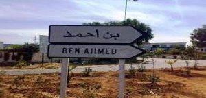 مدينة ابن أحمد
