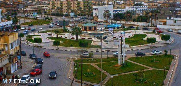 مدينة الخمس في ليبيا