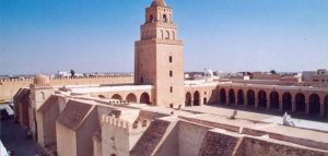 مدينة القيروان في تونس