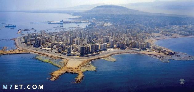 بماذا تشتهر طرابلس لبنان