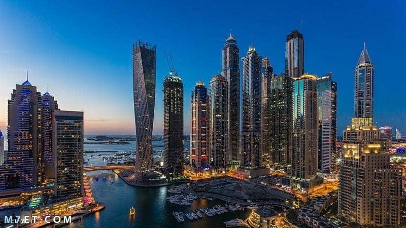 كم ساعة من الرياض إلى دبي