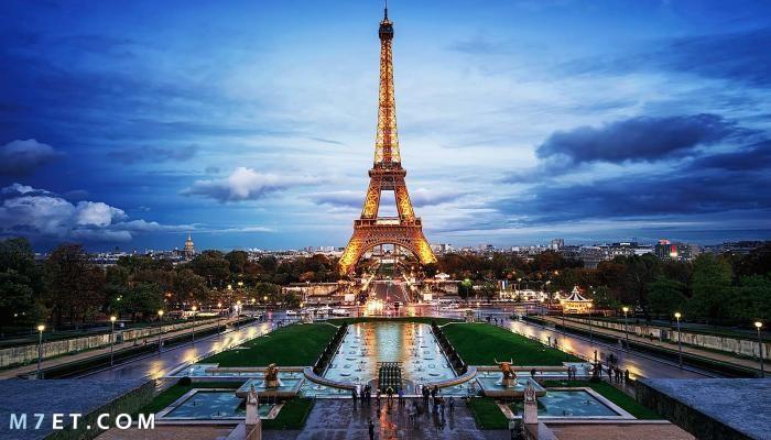 ثلاث دول سياحية في أوروبا