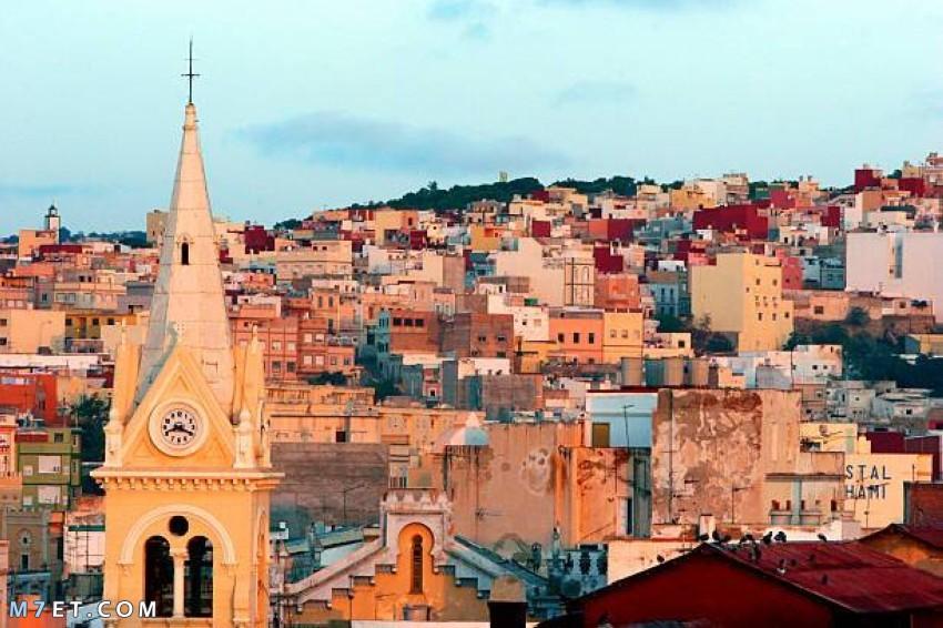 مدينة سبتة المغربية
