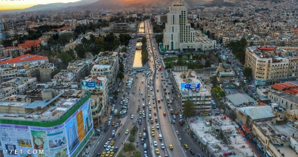 ما هي أهم المدن سوريا الدخلية