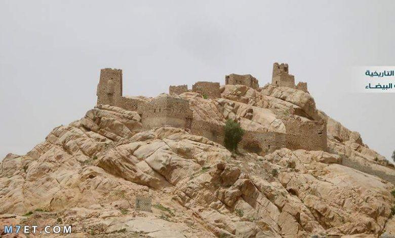 مدينة البيضاء في اليمن