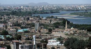 مدينة الخرطوم السودانية