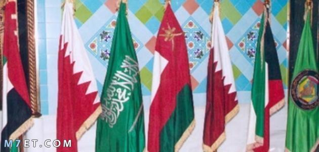 دول الخليج السبعة