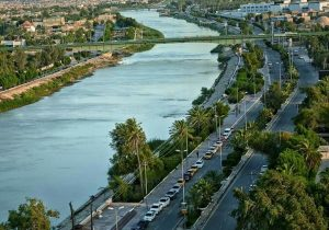 مدينة العمارة في العراق