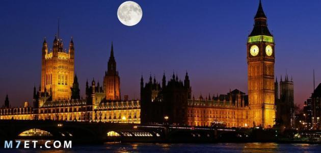 أين تقع مدينة لندن الشرقية