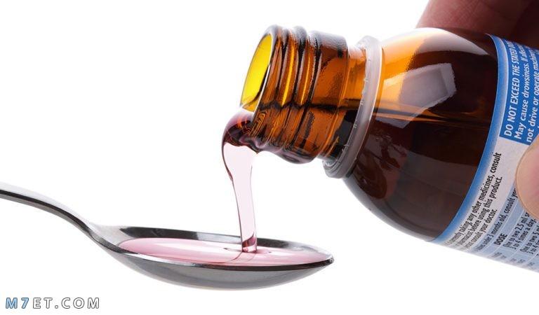 دواء الكحة الناشفة
