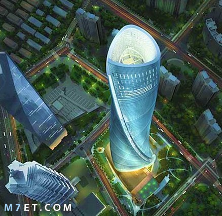 ما أضخم بناء في العالم