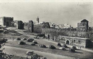 مدينة الرباط القديمة في دولة المغرب