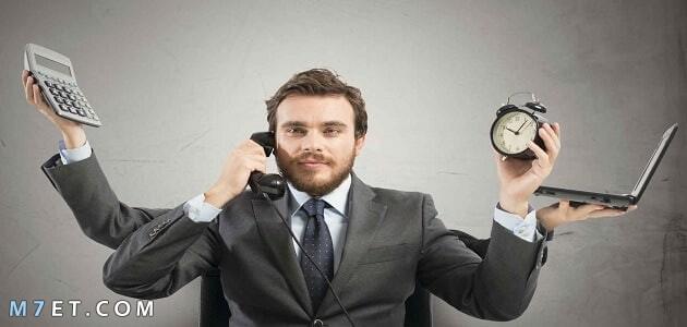 كيف أصبح رجل أعمال