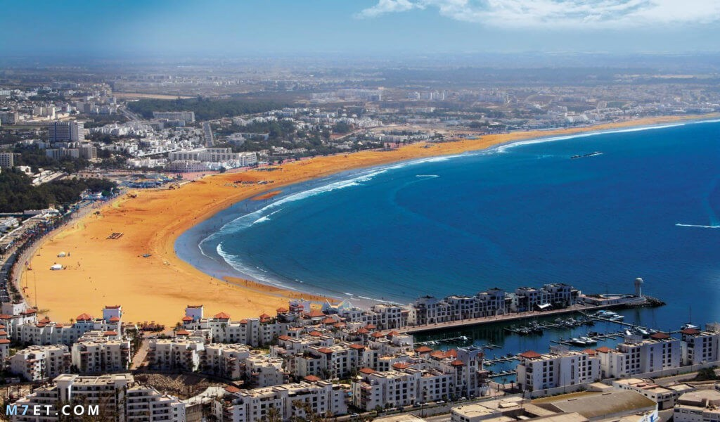 مدن جنوب المغرب