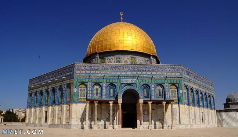 من بنى المسجد الأقصى