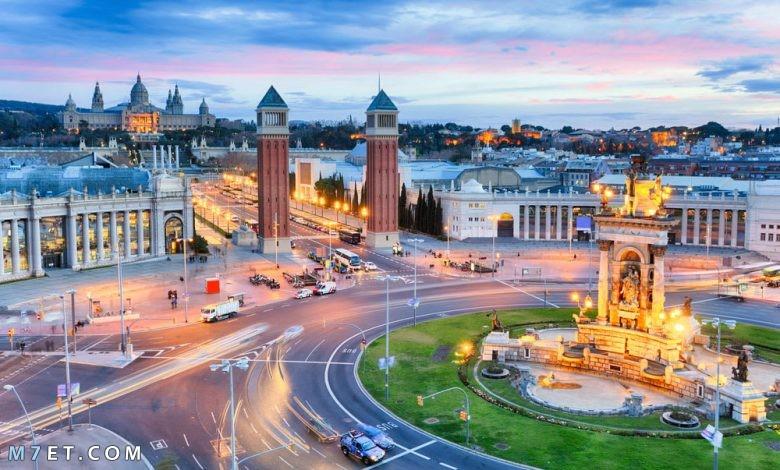 اين تذهب في برشلونة
