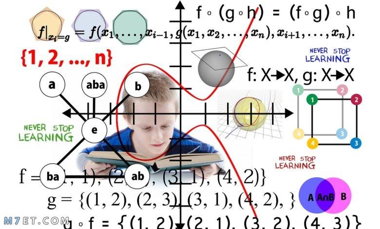 أهمية الرياضيات في حياتنا اليومية