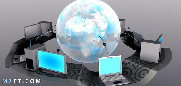 تاريخ تطور شبكات الحاسوب