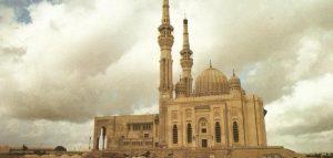 مدينة المرج القديمة في ليبيا