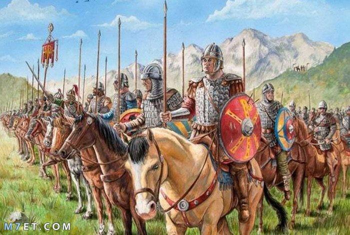 من هم الروم