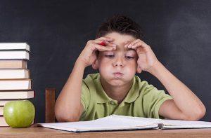 أعراض نقص التركيز عند الأطفال