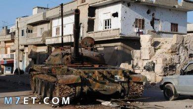 Photo of مدينة القصير في حمص