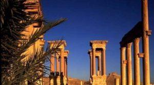 المناطق الأثرية في مدينة القصير في حمص