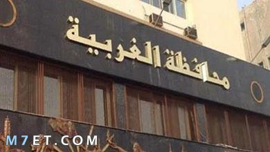 Photo of كم عدد مدن محافظة الغربية